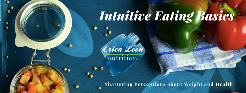 Intuitive-Eating-Basics Nutrition Group program