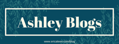 Ashley Blogs: Nice to Meet You!