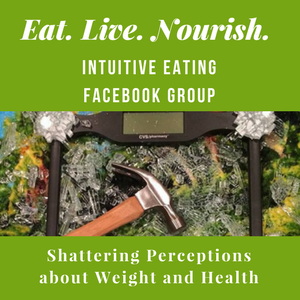 intuitive eating free group