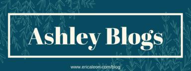 Ashley Blogs: Nice to Meet You!