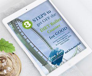 get off diet roller coaster-guide