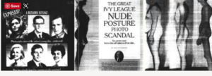 Nude Posture Photos and Self-Esteem
