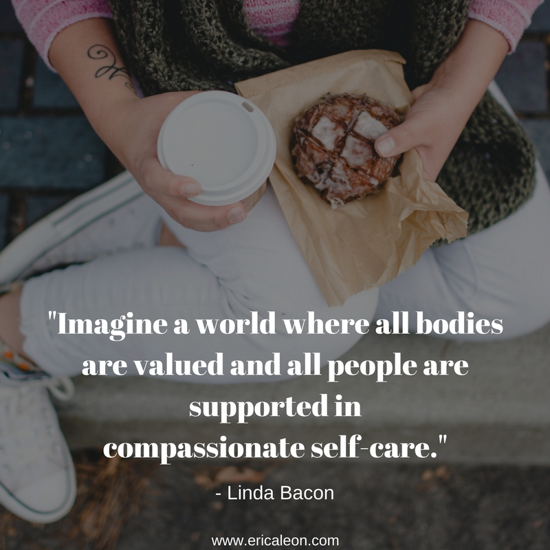 Promoting Health at Every Size empowers people to choose self-care and health.