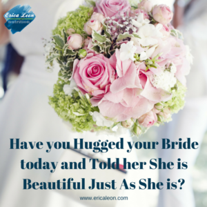 brides are vulnerable to diet culture