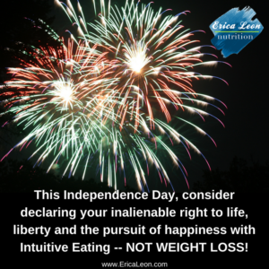 independence from diets