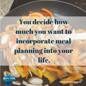 eat intuitively and incorporate into your meal planning