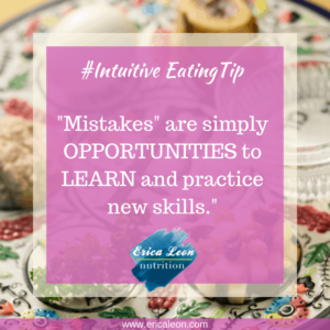 practice new skills to assist with eating disorder recovery