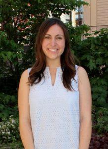 Erica Leon Nutrition new dietitian, Kelly Linehan