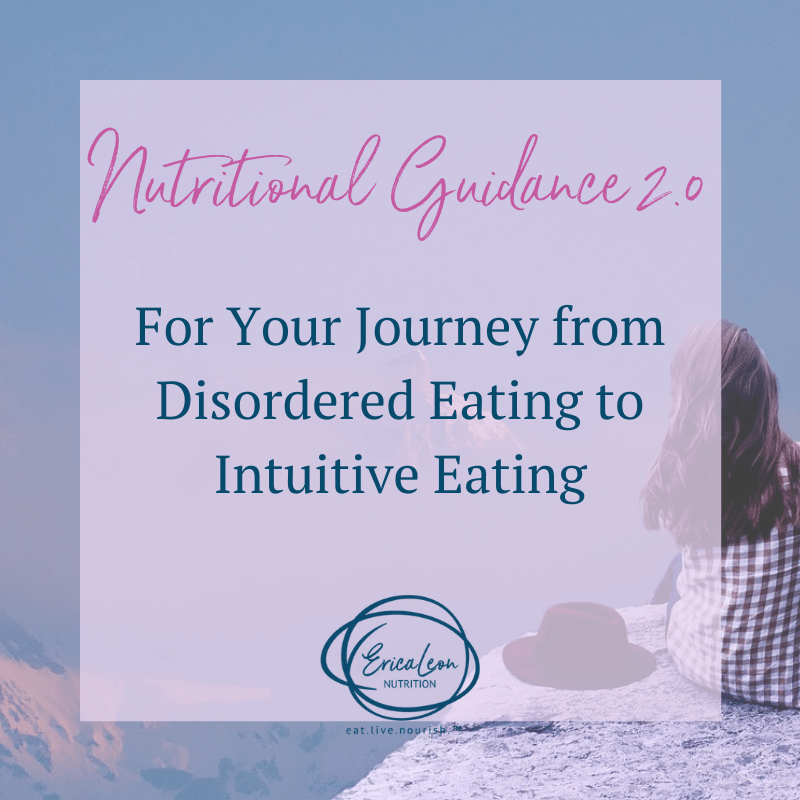 eating disorder recovery course