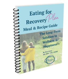 Eating for Recovery Plan ebook