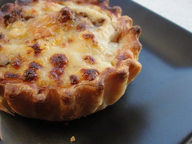 bone healthy quiche recipe