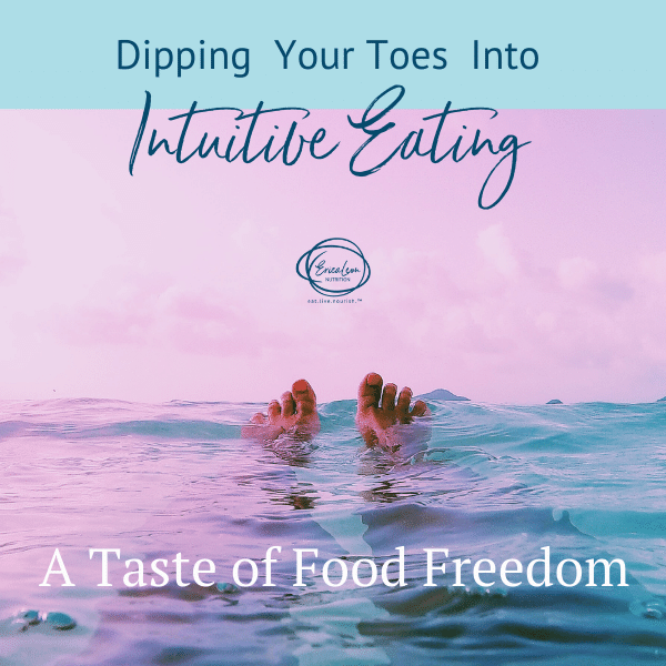 Intuitive Eating online course 2020