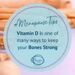 menopause and strong bones